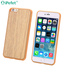 Real nature marble phone case, TPU marble wooden case for iPhone 6/6P