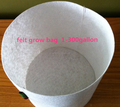felt grow bags tree bags seeding bag indoor backyard and greenhouse