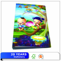 High Quality Plastic PP Cover 3D Lenticular Mr Photo Album