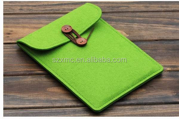 Imitation Leather Small Computer Set Rope Buckle Tablet Sleeve