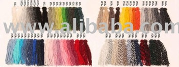 Sell Yarns, Wool, Woolen yarns& fabrics