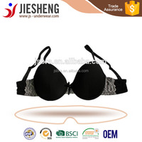 black bra sexy ladies bra high qualiity good sell style made in China (accept OEM)