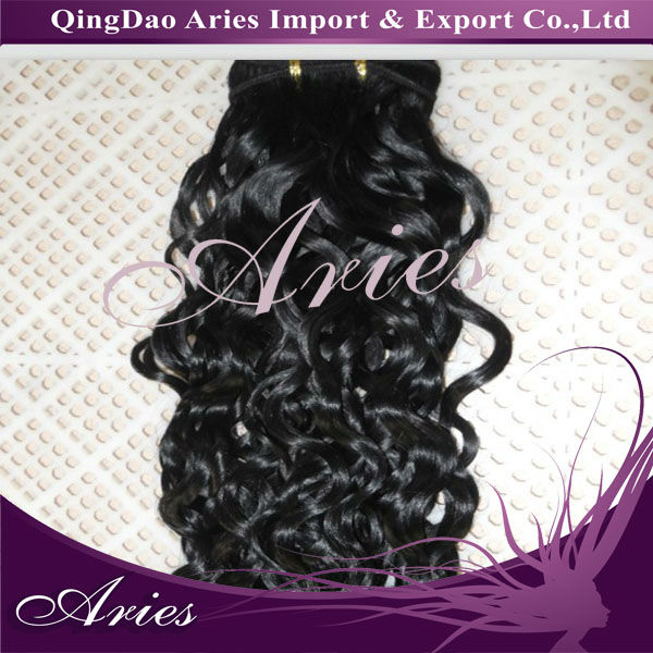 Real human hair suppliers for hollywood queen hair