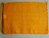 The onion/ potato mesh bag orange color leno mesh bag