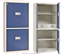 Multifunction design steel storage cabinet metal almari
