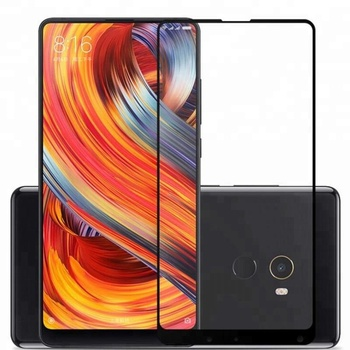 For Xiaomi Mi MIX 2 Full Cover Screen Protector Premium Quality Tempered Glass screen protector