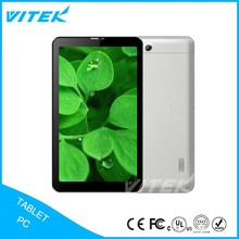 "Good Quality ROSH FCC 1024 x 600 7"" 2G Tablet With USB"