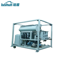Cheap Explosion-proof Type Oil Purifier Machine,Demulsify Oil Recycling Equipment,Turbine Oil Filtration Device with CE