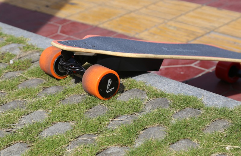 Ecorider Longboard Pu Wheel Boosted Board Electronic Skateboard,Hoverboard Electric Skateboard For Skateboard Electric Scooter