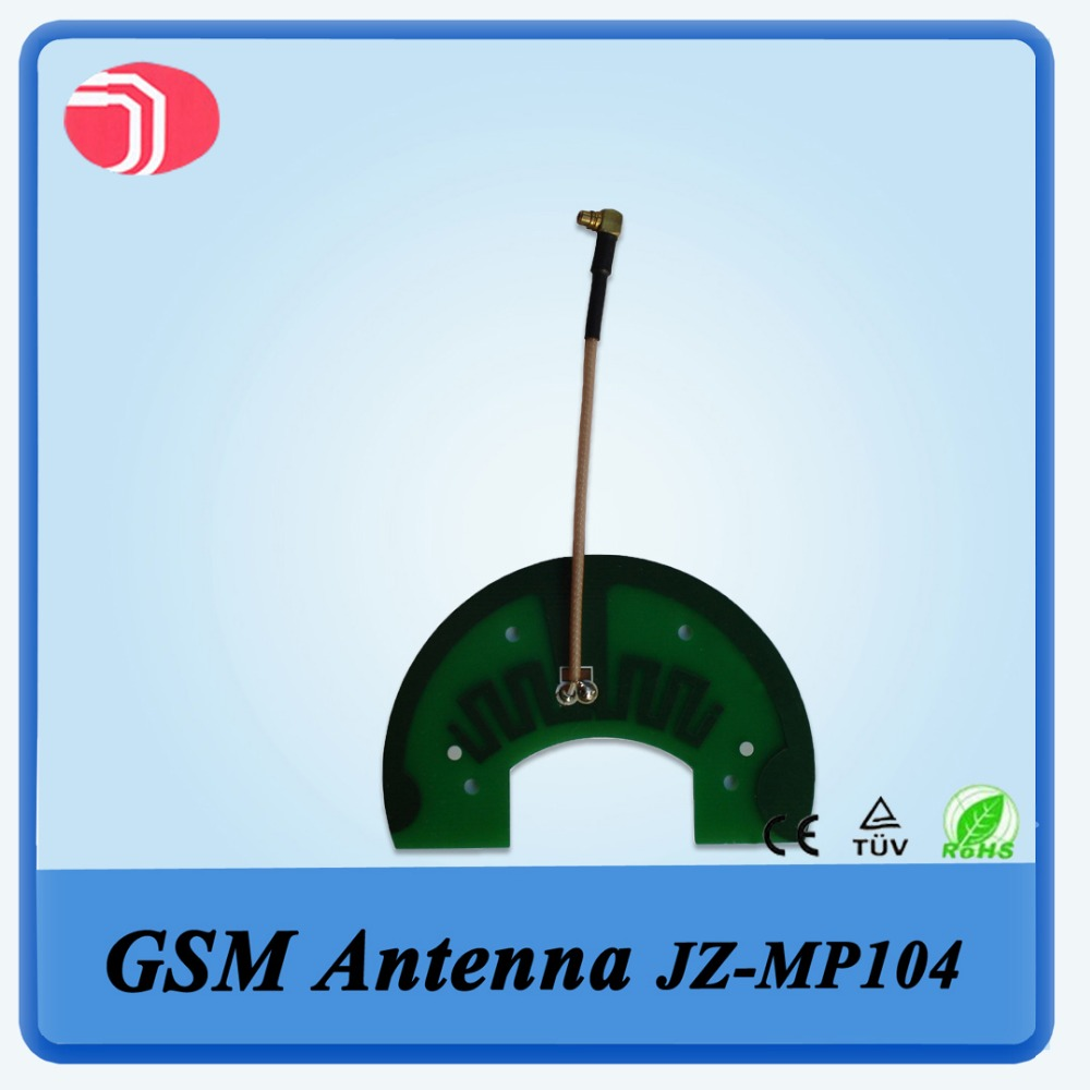 3g/4g/lte high performance gsm antenna internal antenna pcb with rg174 ipex connector