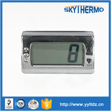 electronic car thermometer and compass altimeters lcd calendar digital clock for car