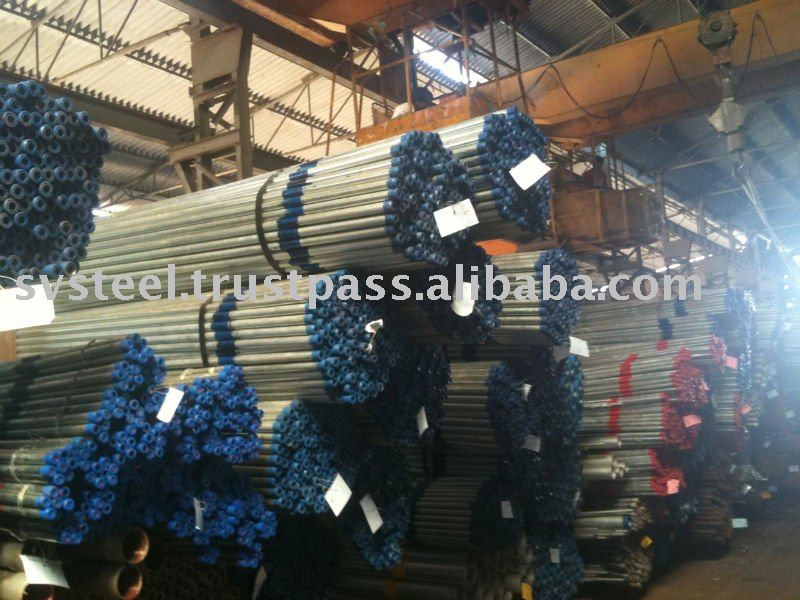 hot dipp galvanized steel tubes