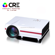 Android 4.4 Bluetooth projector for school teaching projection equipment 2K 3500lumen 1280*768