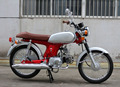 New desige best-selling high quality50 CC JAZZ motorcycle with EEC