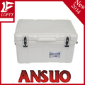 2014 New arrival camping Fishing cooler box with handle 55L