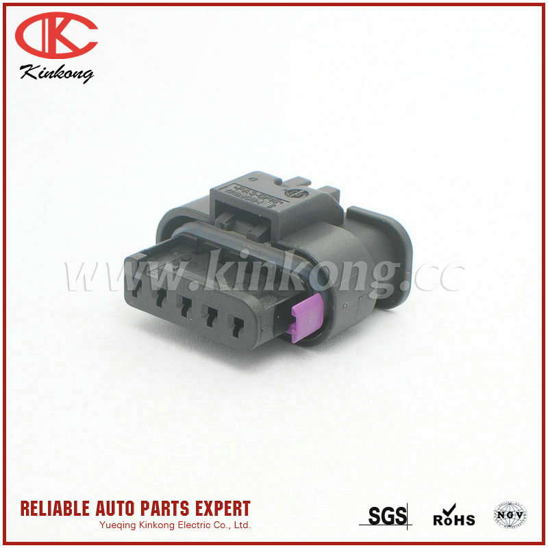 Tyco/Amp Female 5 pin sealed waterproof auto plug and connector for wire harness 1-1670921-1