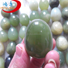 DHL free shipping woman sex toys adult exercise ball dark green jade eggs new jade eggs