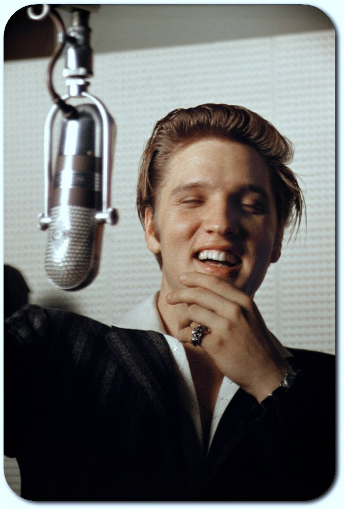 Elvis Presley REFRIGERATOR MAGNET UNSEEN COLLECTION 004