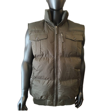 OEM Multi Pocket Outwear Winter sleeveless Man Vest 2016
