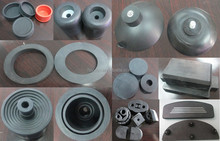 Vulcanized Rubber Product / Finished Rubber Products / EPDM Rubber Product With RoHS Compliant