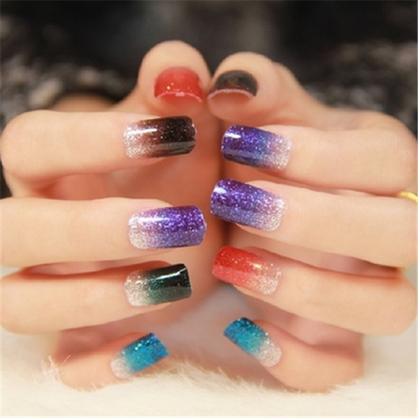 Diy Jamberry Nail Polish Stickers Nail Wraps For Finger Nails - Buy ...