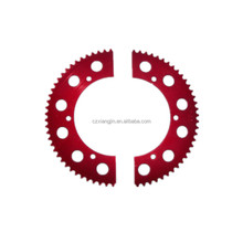 New design CNC aluminum alloy cnc atv sprocket With any colors