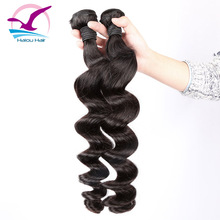 Natual Color Remy Human Dyeable Brazilian Weave Hair Styles For Black Women