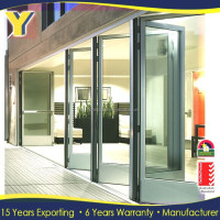 sliding doors system / triple sliding door