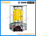 Double-deck corn oven machine/automatic corn roasting machine/used sweet corn roasting machine with best price