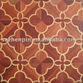 merbau oak maple parquet flooring marquetry wood inlay