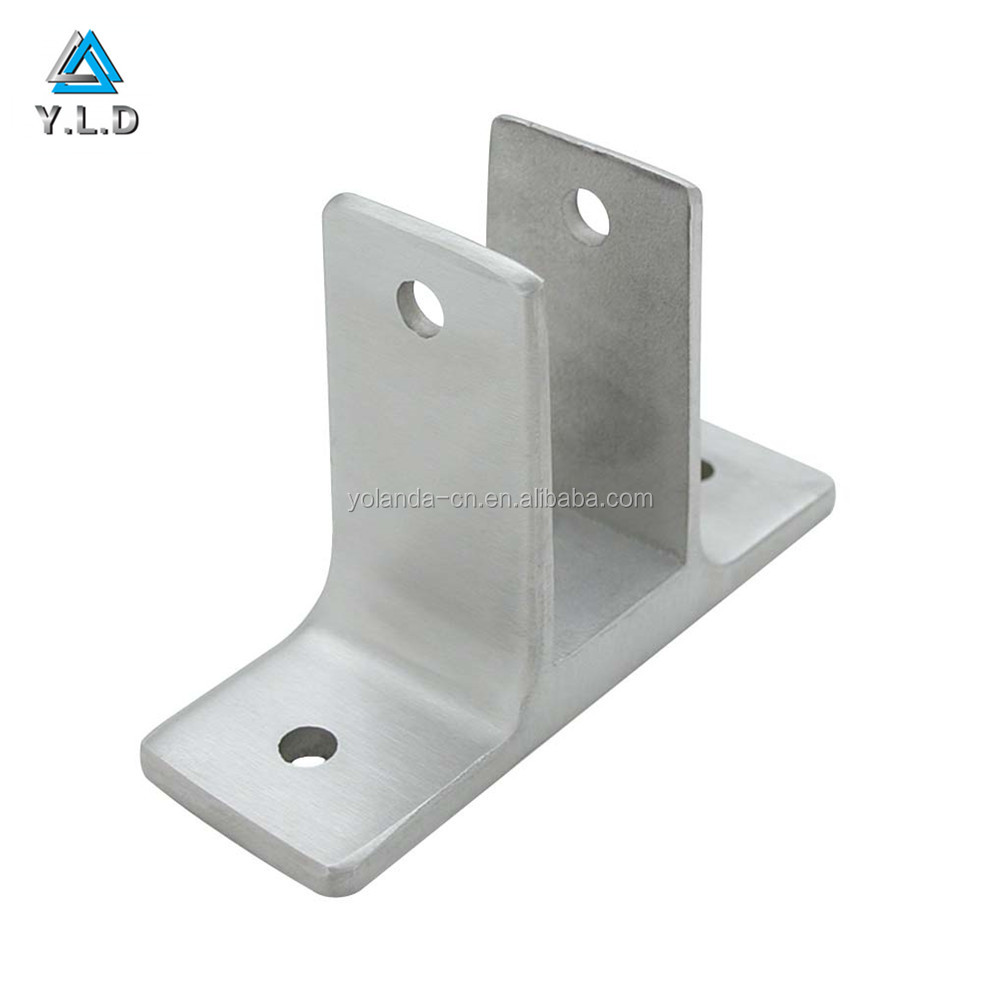 Customized Extra Heavy Steel Plate Holder For Fast Pulley