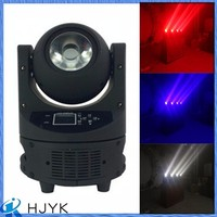 Strong beam 60W led moving head lights , led mini beam light