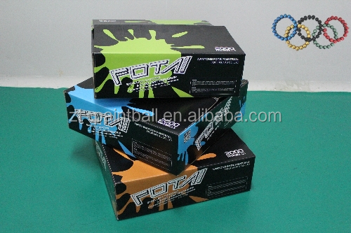 "0.68 "" high quality tournament paintball for recreational sports"