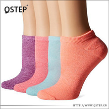 China factory OEM service best fuzzy funky ankle socks