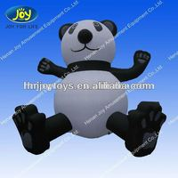 Custom made lovely inflatable panda