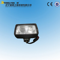 sinotruk parts working lamp D2401-00020 howo truck parts lamp
