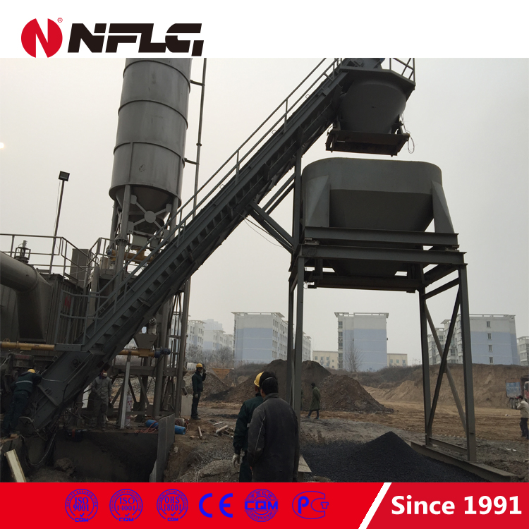 Supply asphalt batch plant and related equipments