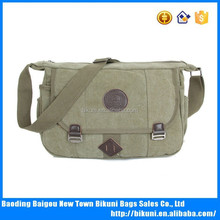 Hot selling <strong>fashion</strong> teen's casual sports canvas shoulder bags cross body bag messenger bag