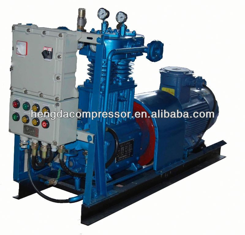 air compressor motor 4hp Biogas Compressor