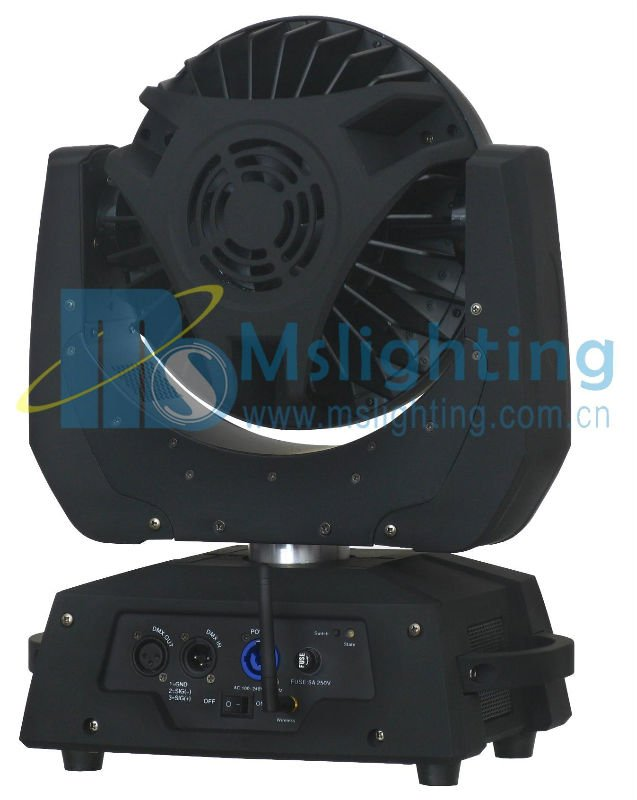 90*5W Diamond LED Moving Head Light Wireless Control Poweron