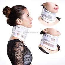 Rigid Hard Cervical Collar With Support medical hard cervical collar