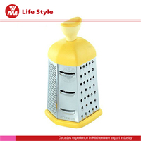 Multi Purpose 6 Sided Grater