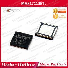 1LOT=5PCS MAX17113ETL IC PWR SUPPLY FOR LCD TV 40TQFN 17113 MAX17113 17113E