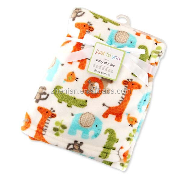 Wholesale Baby Soft Thick Fleece Blanket Buy Cheap