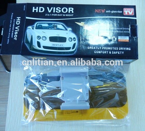 sun visor extenders for cars Specialized production Strong practicability