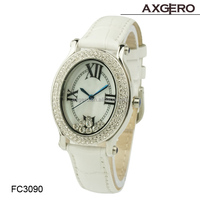 Custom western advertising fancy wrist watches for ladies