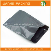 High quality plastic bag hdpe recycled material grey mail bags