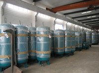 8bar compressed air tank