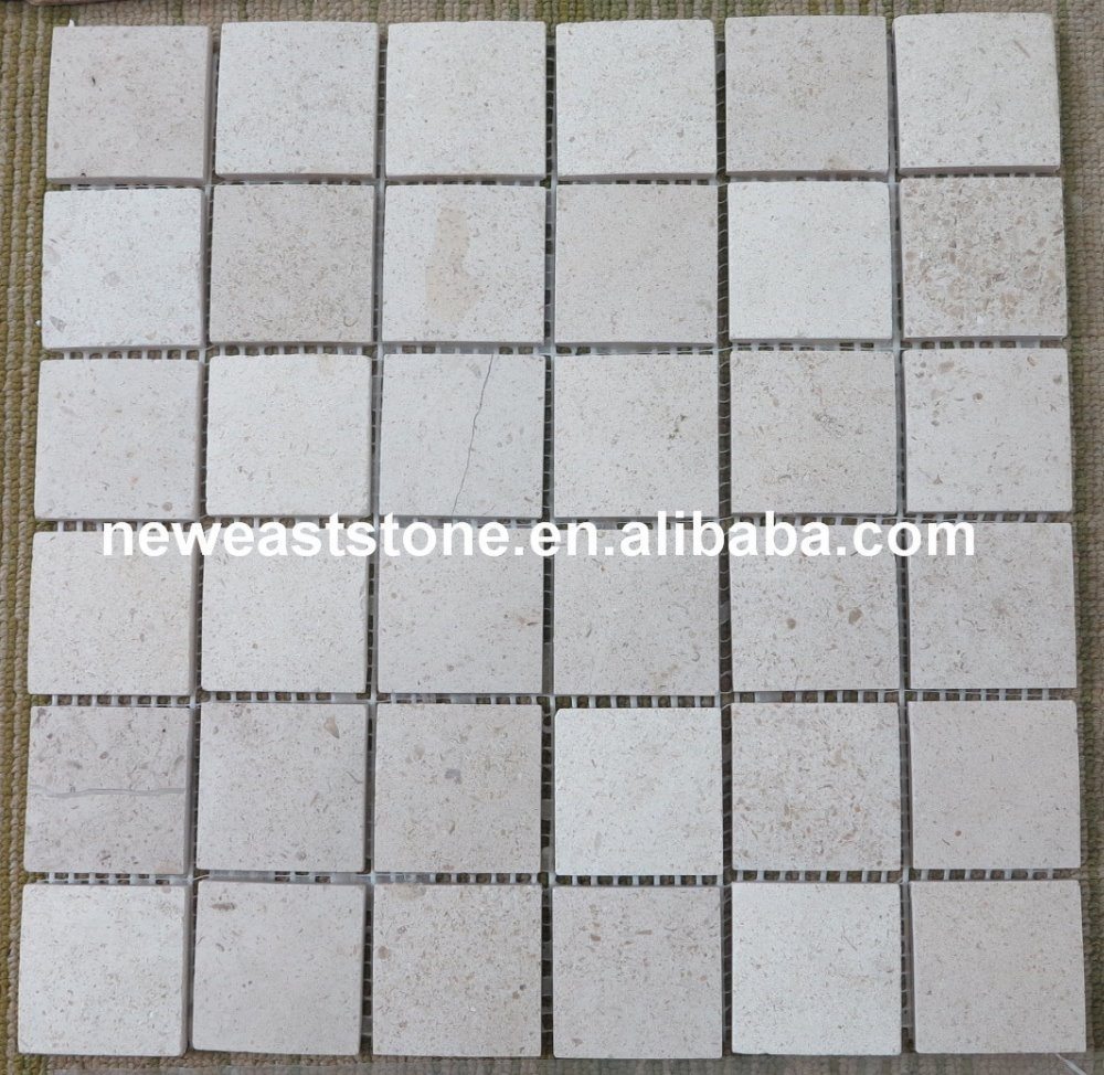 Portugal sandstone mosaic tiles pavers cheap price for sale
