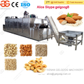 Small Nut Roasting Machine